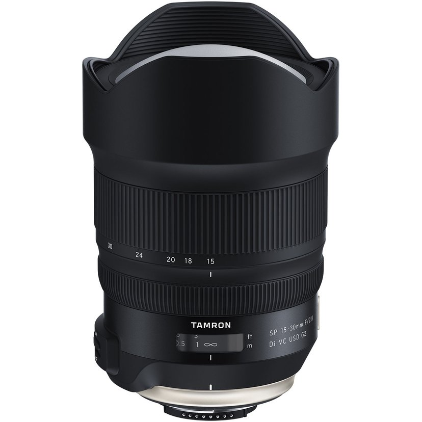Tamron SP 15-30 mm f/2.8 DI VC USD G2 Nikon