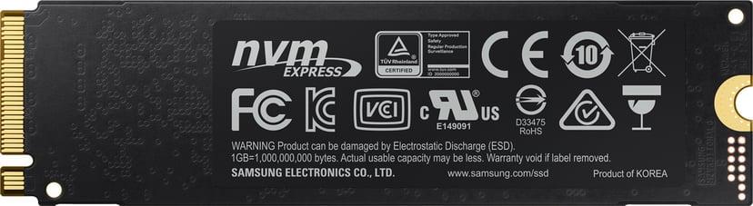 Samsung 970 EVO Plus 2000GB PCI Express 3.0 x4 (NVMe) M.2 2280