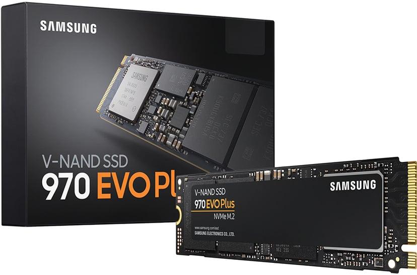 Samsung 970 EVO Plus 500GB M.2 2280 PCI Express 3.0 x4 (NVMe)