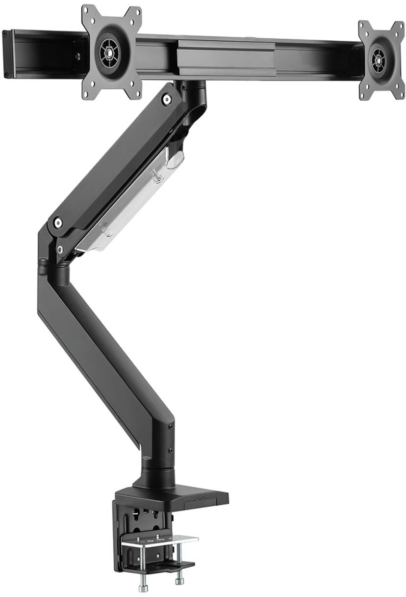 """Prokord O4 VESA Gas Lift Arm 10""""-32"""" Dual Fixed Premium"""