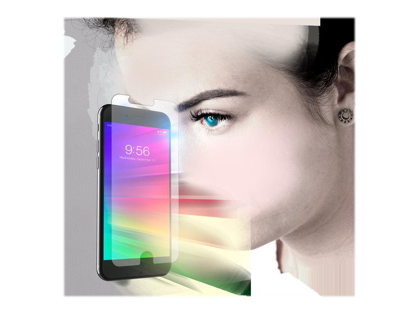 Zagg Invisibleshield Glass+ Visionguard iPhone 6/6s, iPhone 7, iPhone 8, iPhone SE (2020)