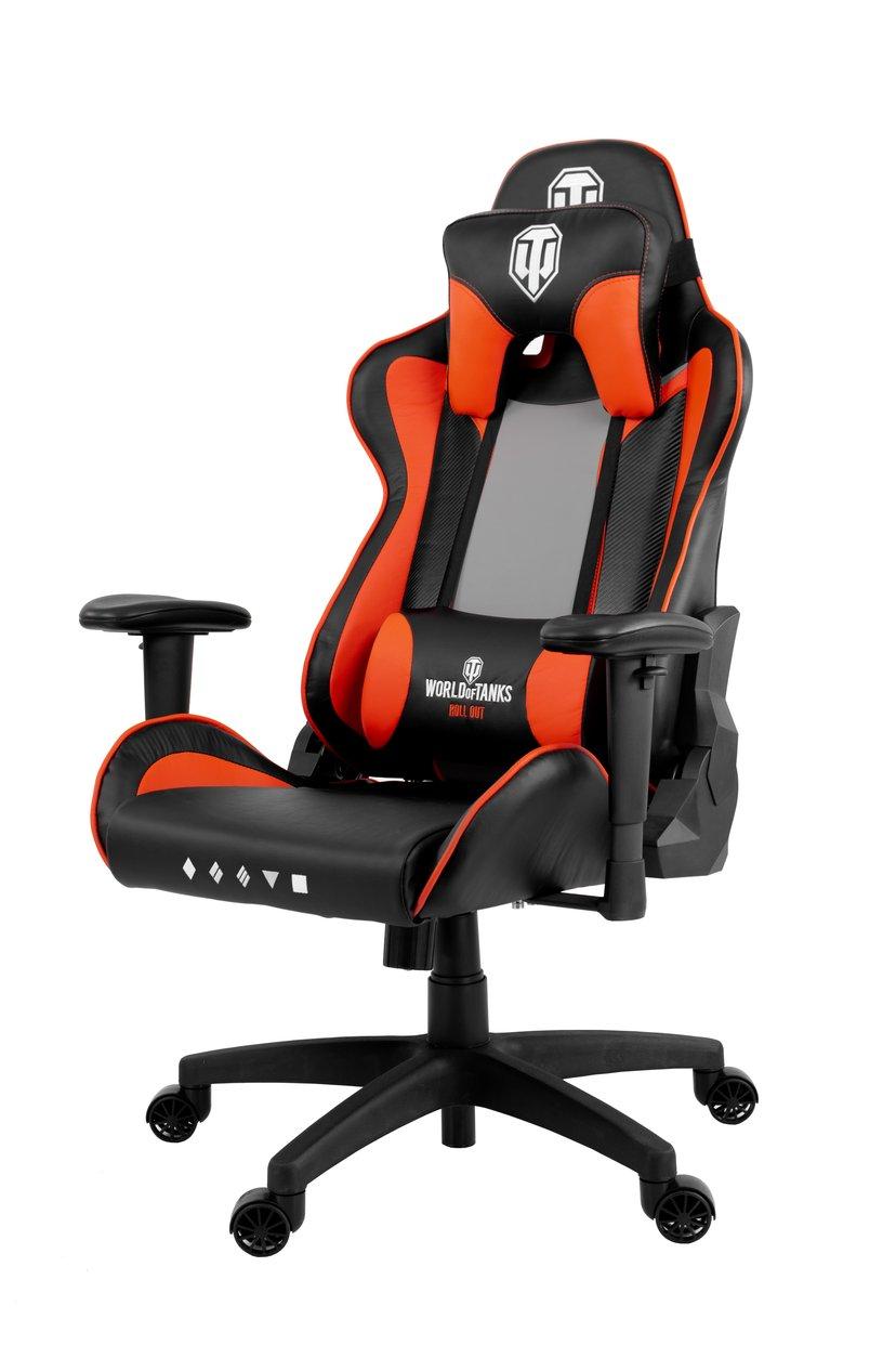 Arozzi Verona V2 Gaming Chair - Wot Edition