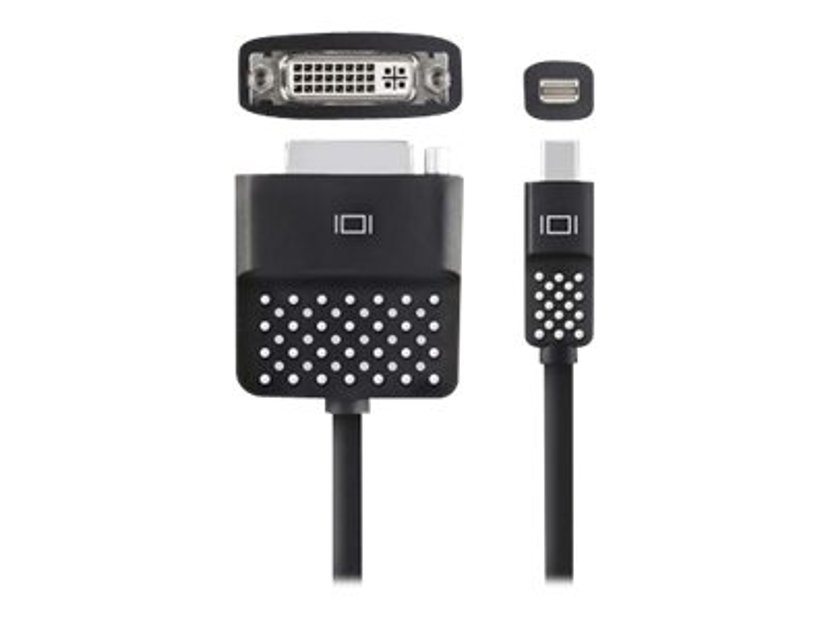 Belkin DVI-adapter 0.127m DisplayPort Mini Hane DVI-D Hona
