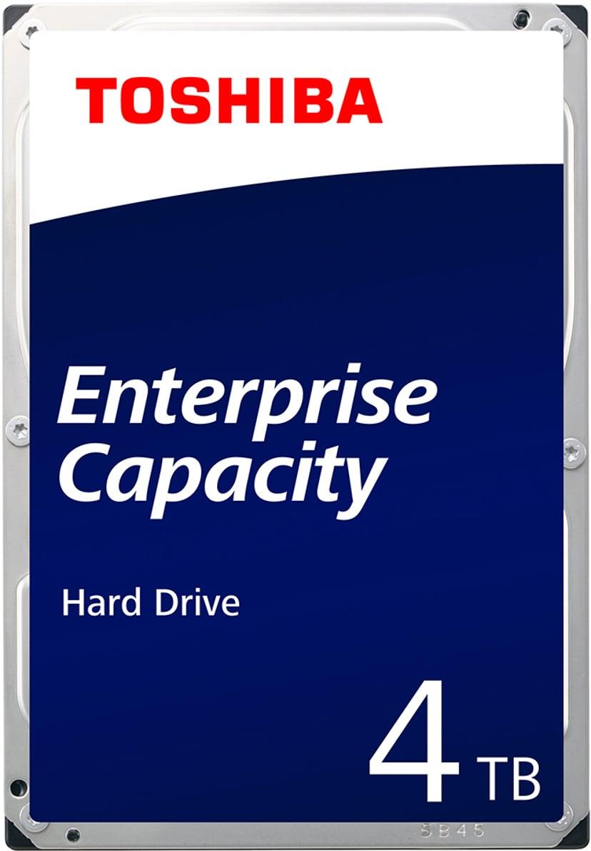 "Toshiba Enterprise Capacity 512N 4TB 3.5"" Serial ATA-600"