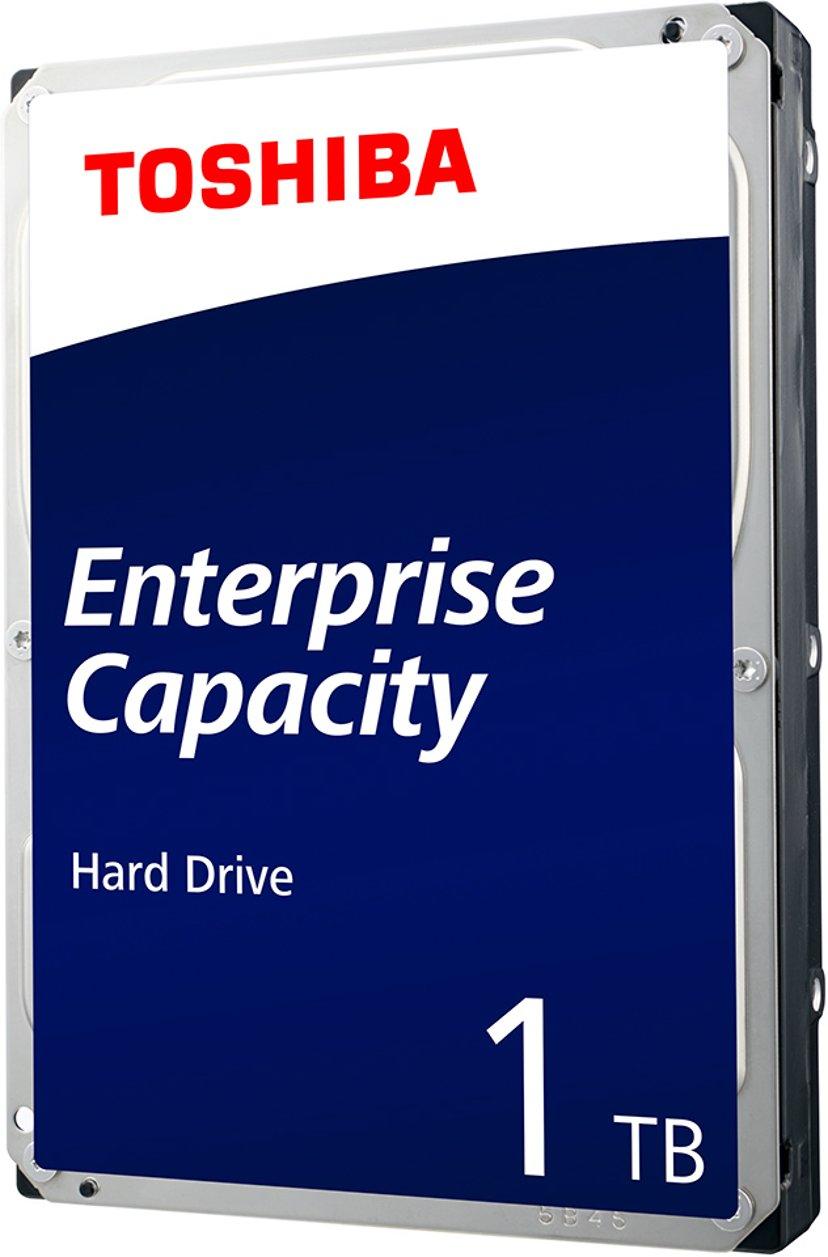 "Toshiba Enterprise Capacity 512N 1TB 3.5"" Serial ATA-600"