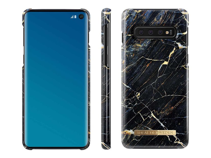 iDeal of Sweden IDEAL Fashion Case Samsung Galaxy S10 Port laurent-marmor