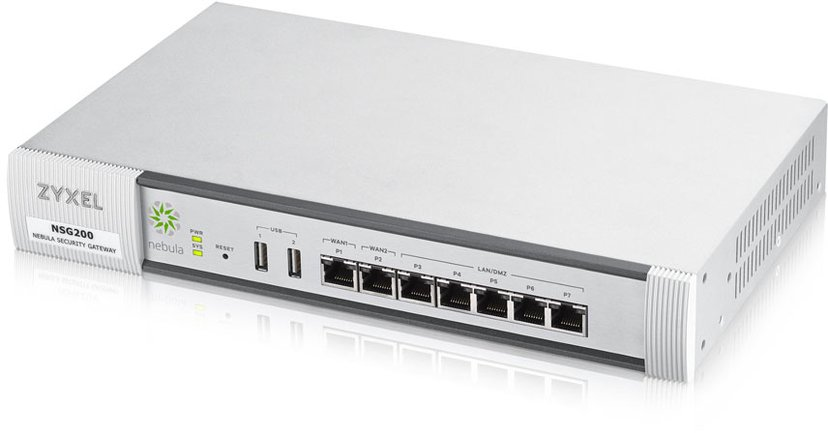 Zyxel Nebula NSG200 Cloud Managed Security Gateway