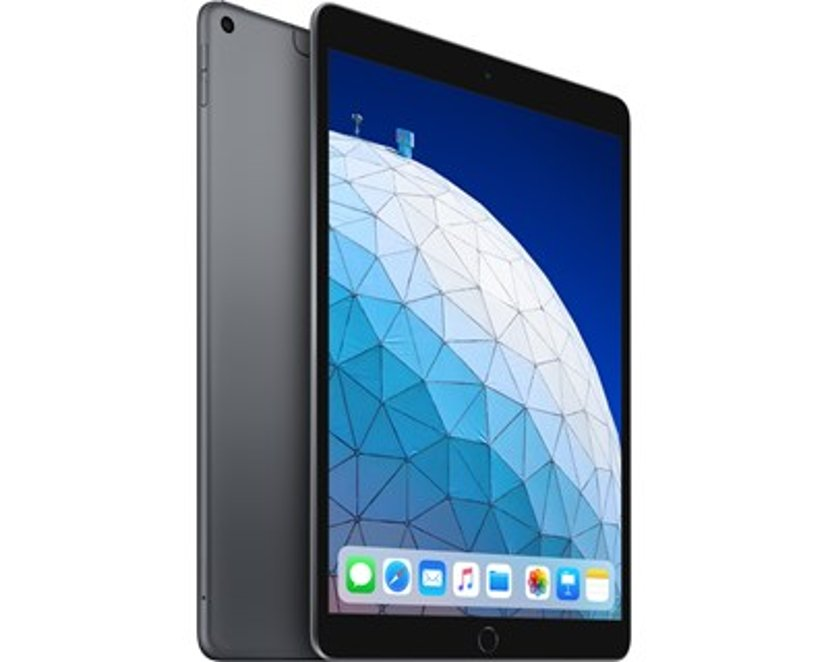 "Apple iPad Air Wi-Fi + Cellular 10.5"" 256GB Rymdgrå"