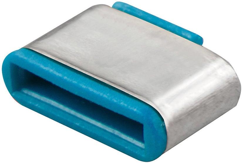 Lindy Port Blocker USB-C Blå 10-Pack utan nyckel
