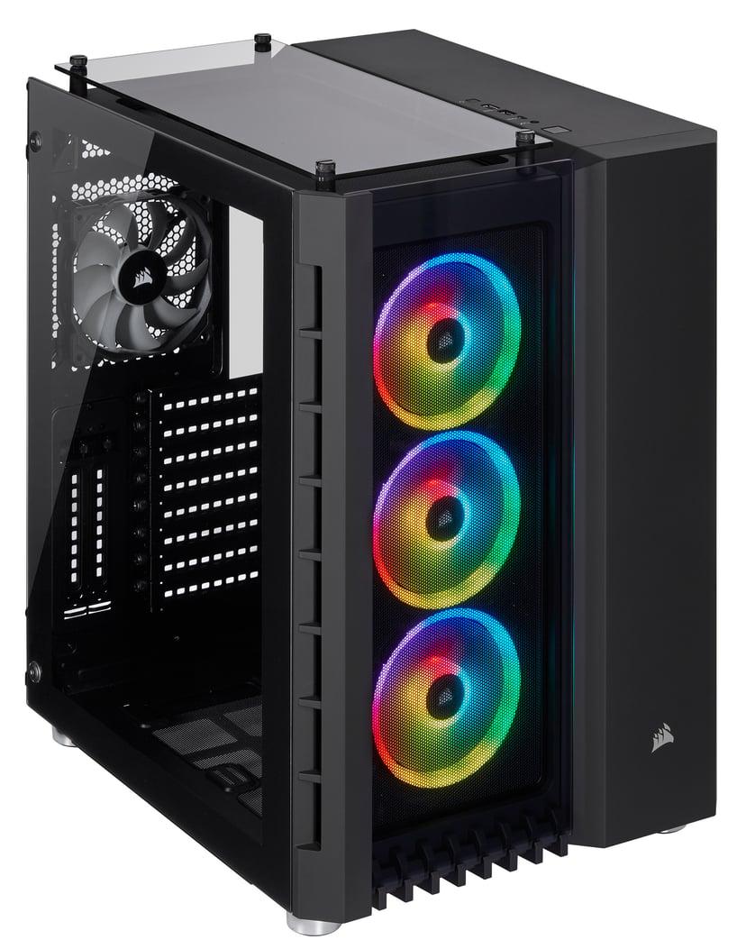 Corsair Crystal 680X RGB Musta