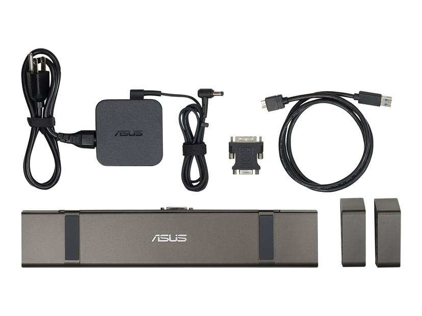ASUS USB3.0 HZ-3B Docking Station USB 3.0 Portreplikator