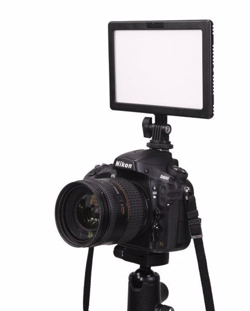 Ledgo E116c 11.5W Bi-Color On-Camera LED Pad Light