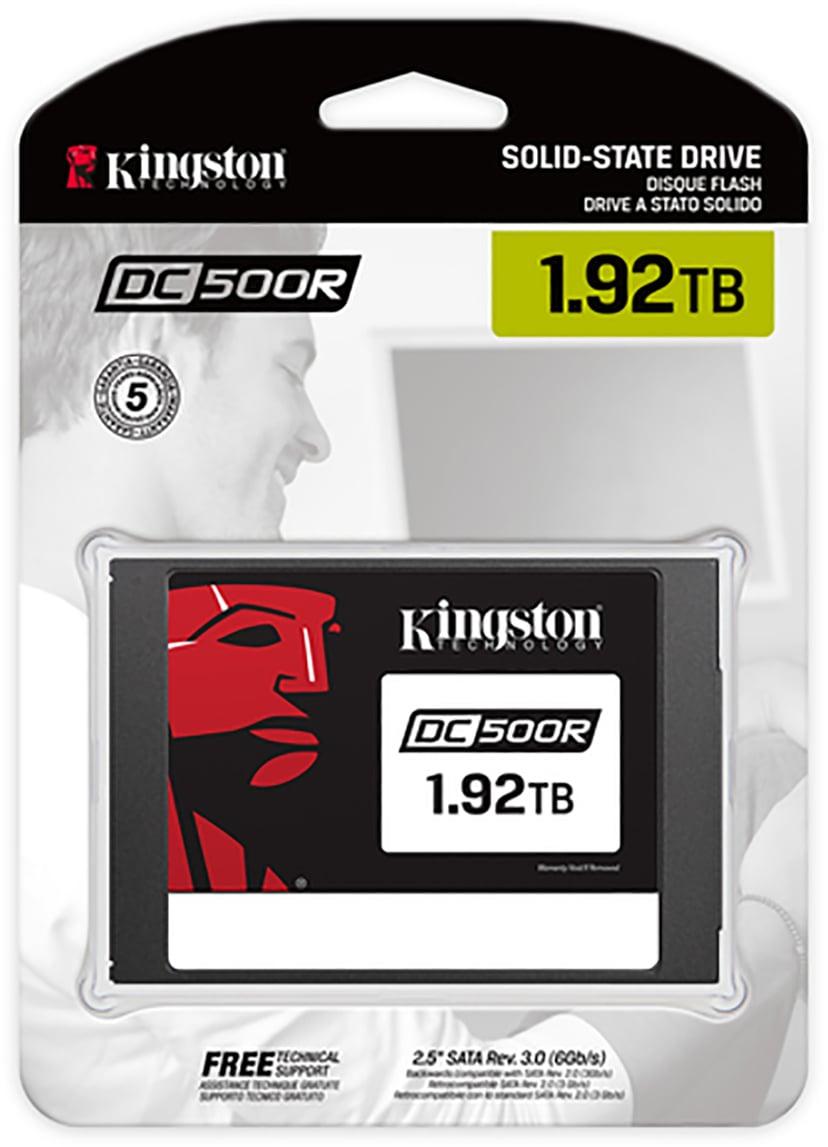 "Kingston Data Center DC500R 1,920GB Serial ATA-600 2.5"""
