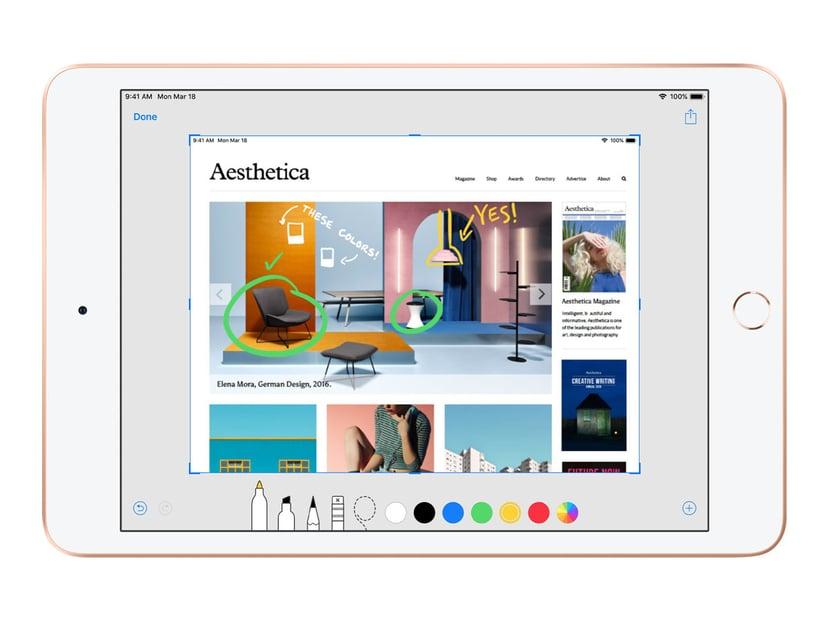 "Apple Apple 10.5-inch iPad Air Wi-Fi 10.5"" 64GB Guld"