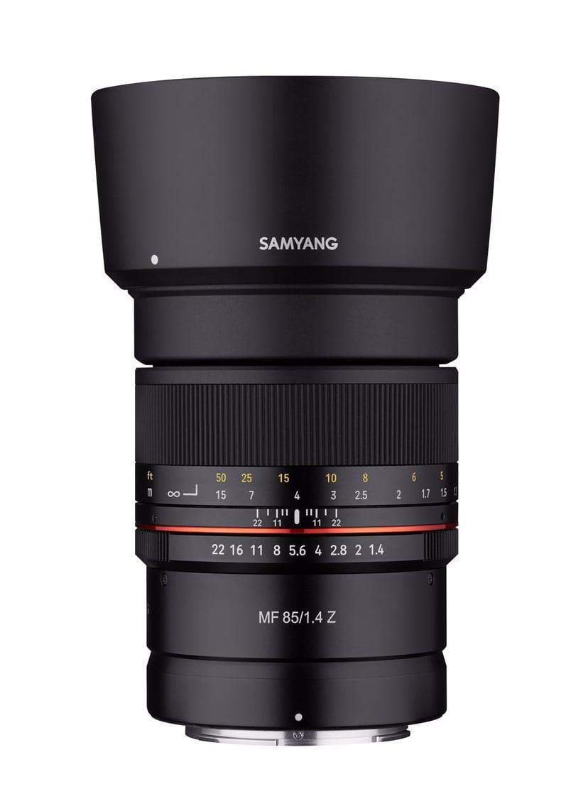 Samyang MF 85mm f/1.4 Nikon Z