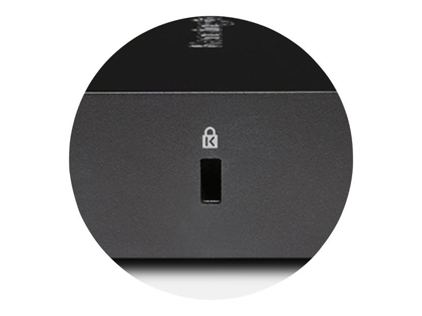 Kensington SD2000P 4K Nano Docking Station USB-C Dockingstation