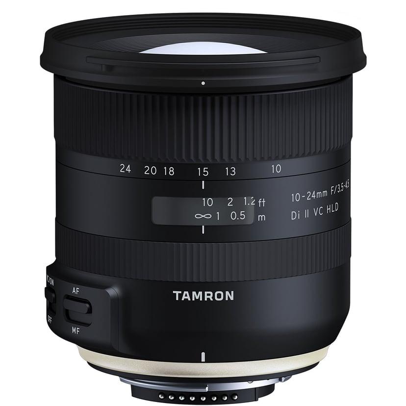 Tamron 10-24mm f/3.5-4.5 Di II VC HLD Nikon F