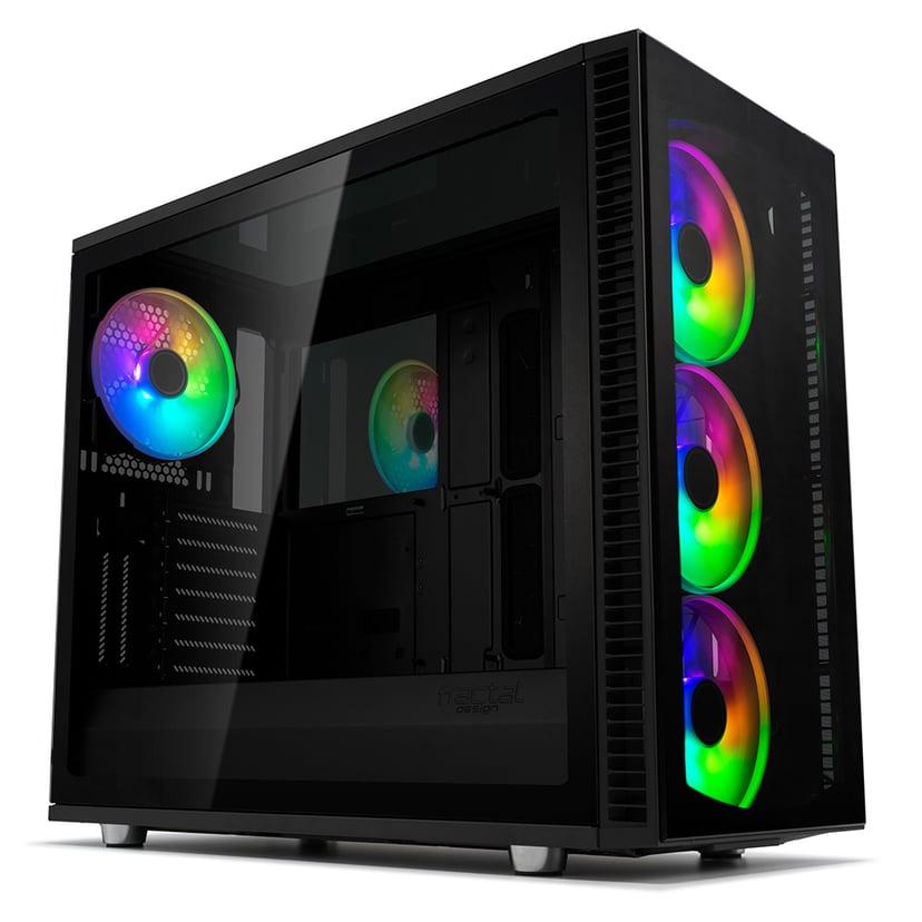 Fractal Design Define Series S2 Vision RGB Svart