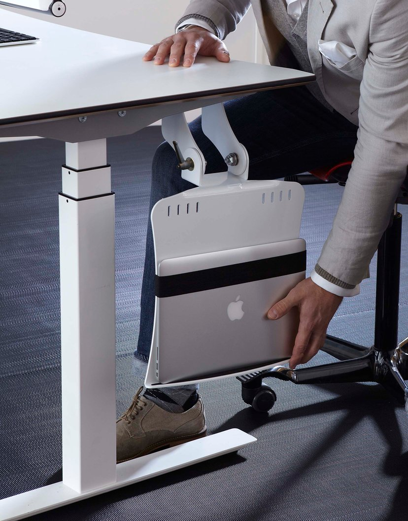 Götessons TwistIt Laptop Hållare Big Svart