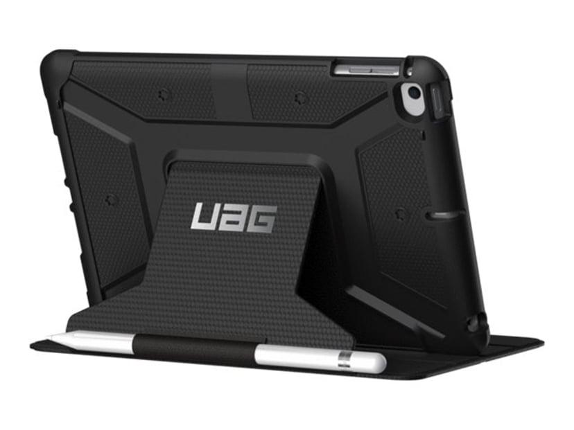 Urban Armor Gear Metropolis iPad Mini (2019), iPad Mini 4 Svart