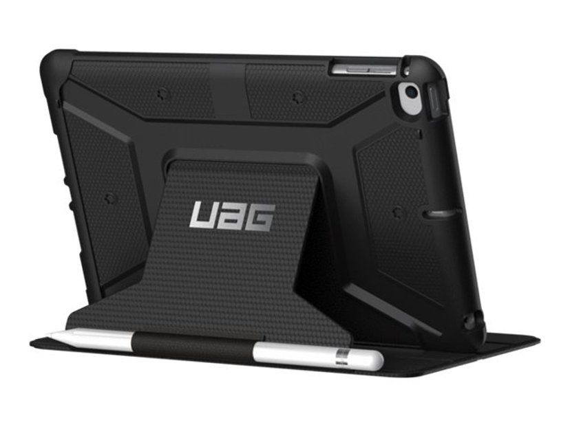 Urban Armor Gear Metropolis iPad Mini (2019), iPad Mini 4 Zwart