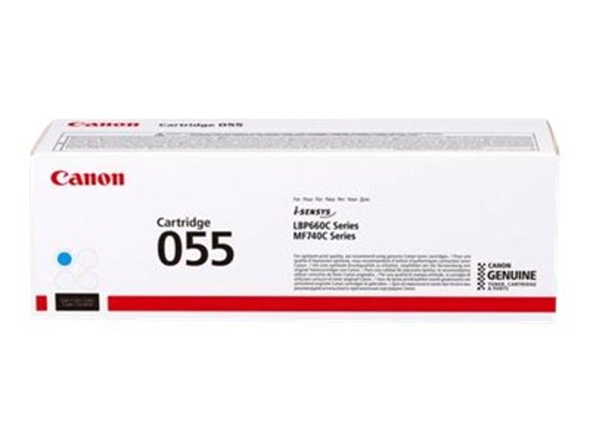 Canon Värikasetti Syaani 055 2.1K