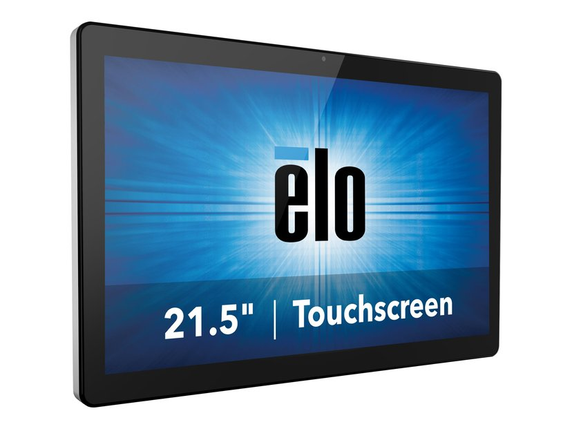 """Elo I-Series 2.0 Standard 21.5"""" Android 7.1 3/32GB 10-Touch Svart"""