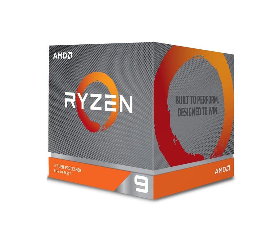 AMD RYZEN 9 3900X 4.6GHz 70MB AM4 Wraith Prism with RGB LED 3.8GHz Socket AM4 Processor
