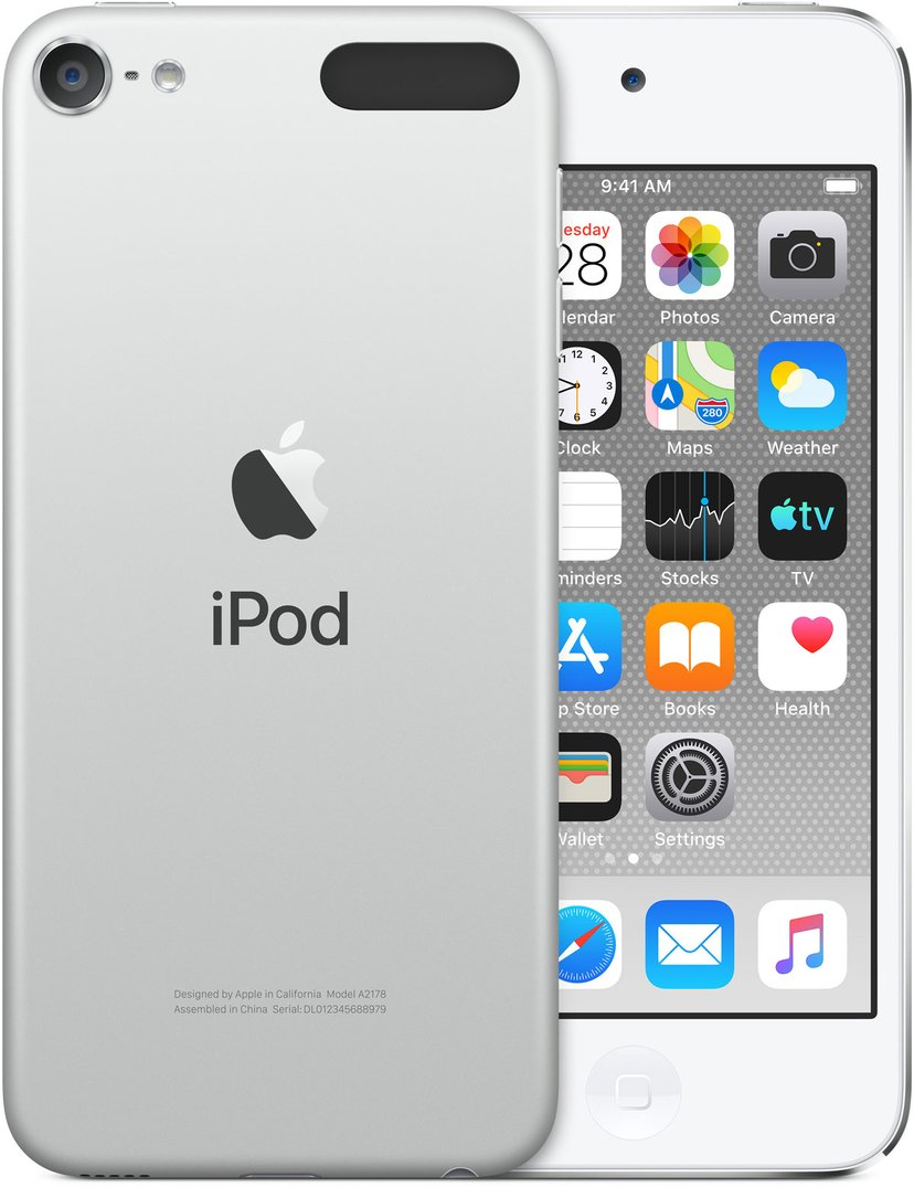 Apple iPod Touch 32GB - Silver