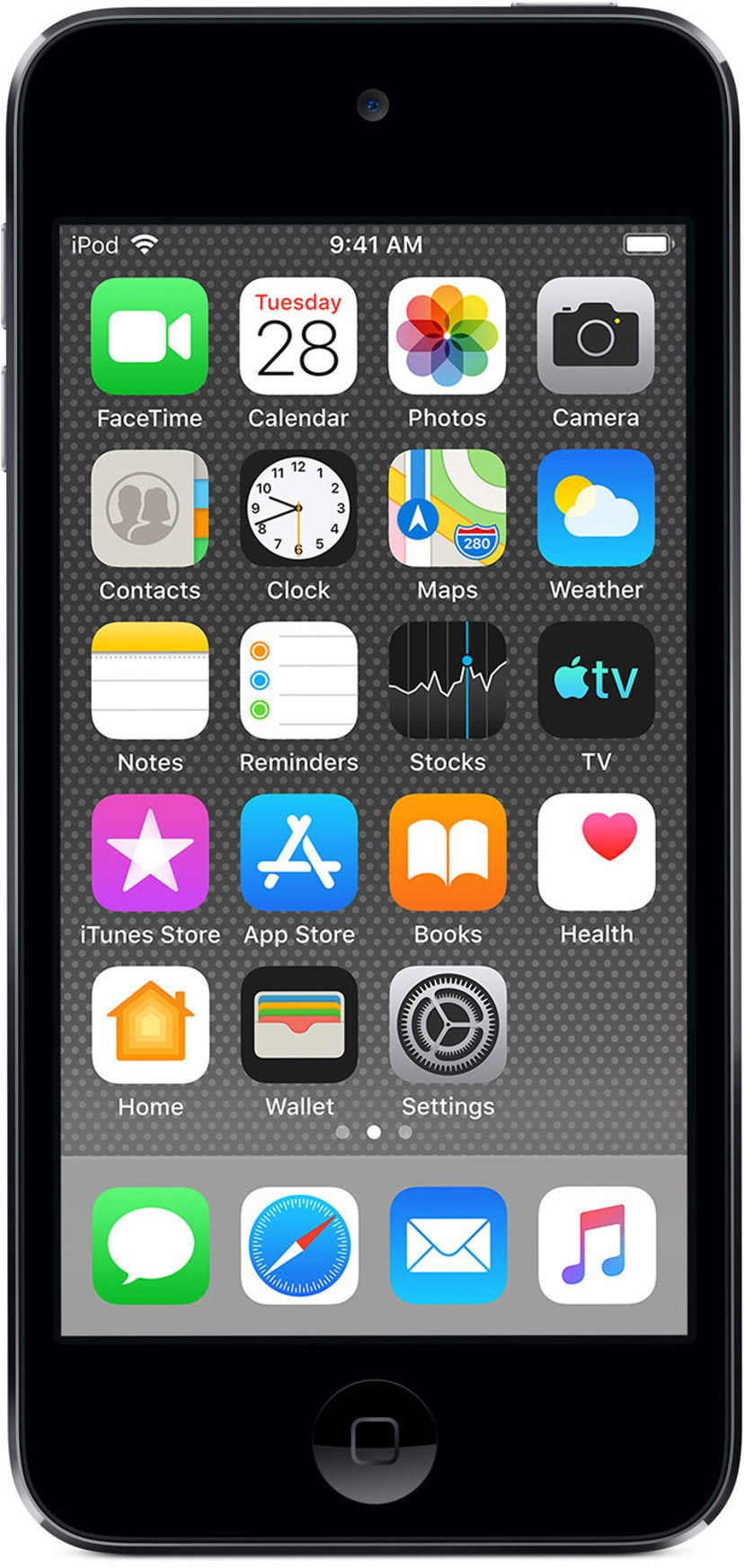 Apple iPod Touch 128GB - Space Gray