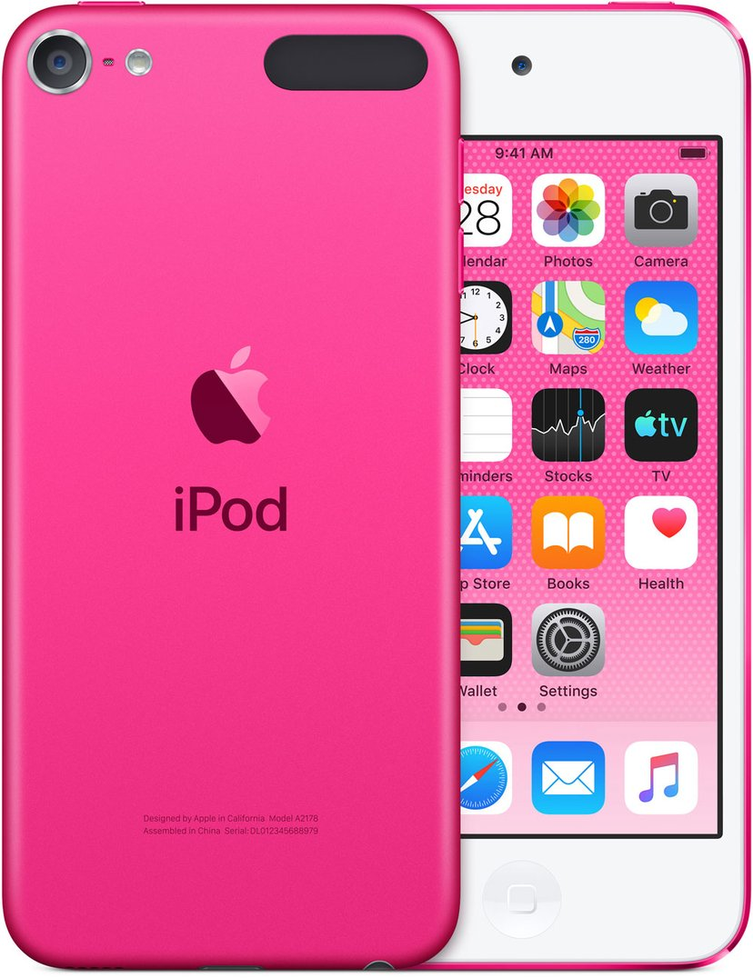 Apple iPod Touch 256GB - Rosa