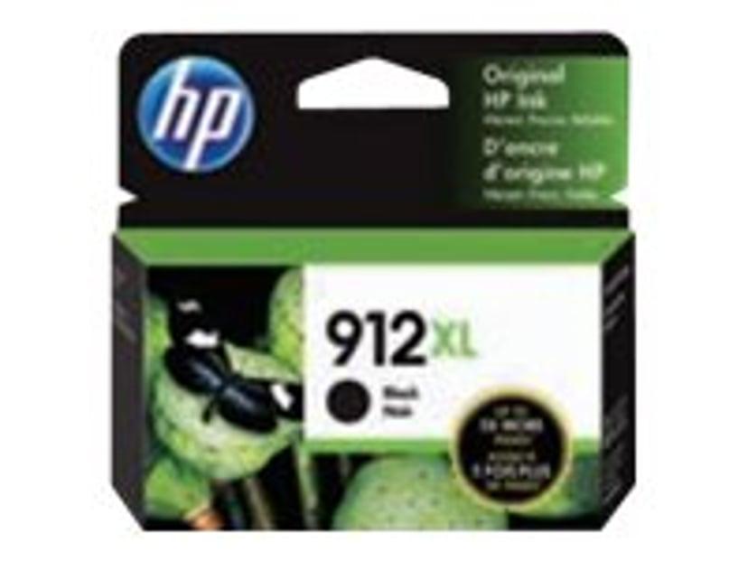 HP Blekk Svart 912XL 825 Pages - OfficeJet Pro 8022/8024/8025