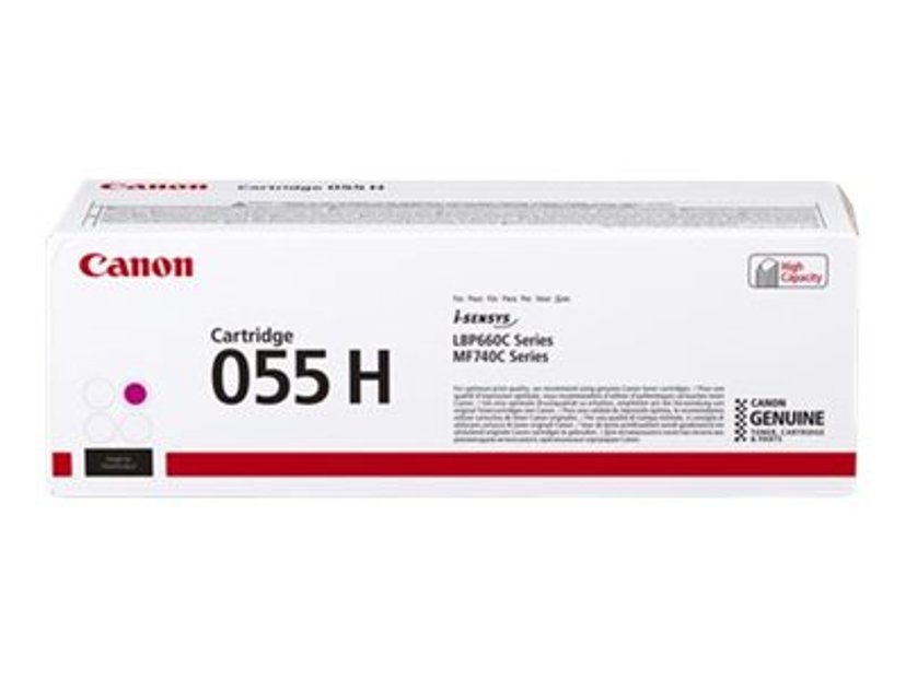 Canon Toner Magenta 055 H 5.9K
