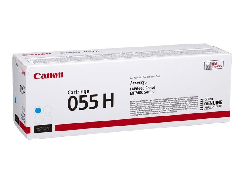 Canon Toner Cyan 055 5.9K