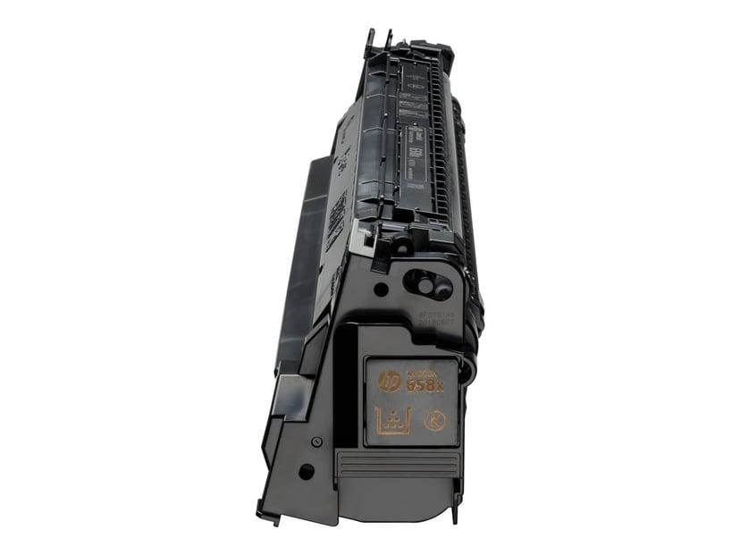 HP Toner Svart 658X 33K - M751