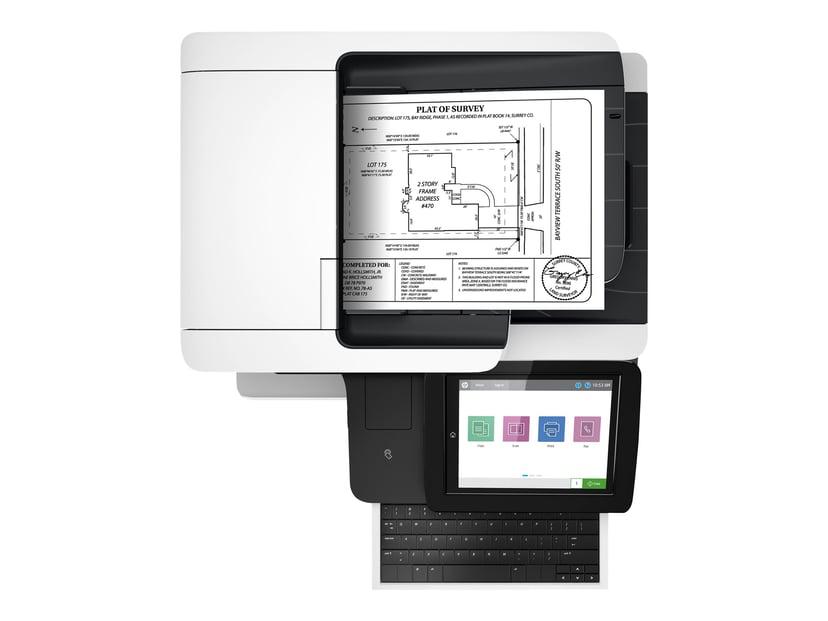 HP Laserjet Enterprise Flow MFP M528Z A4