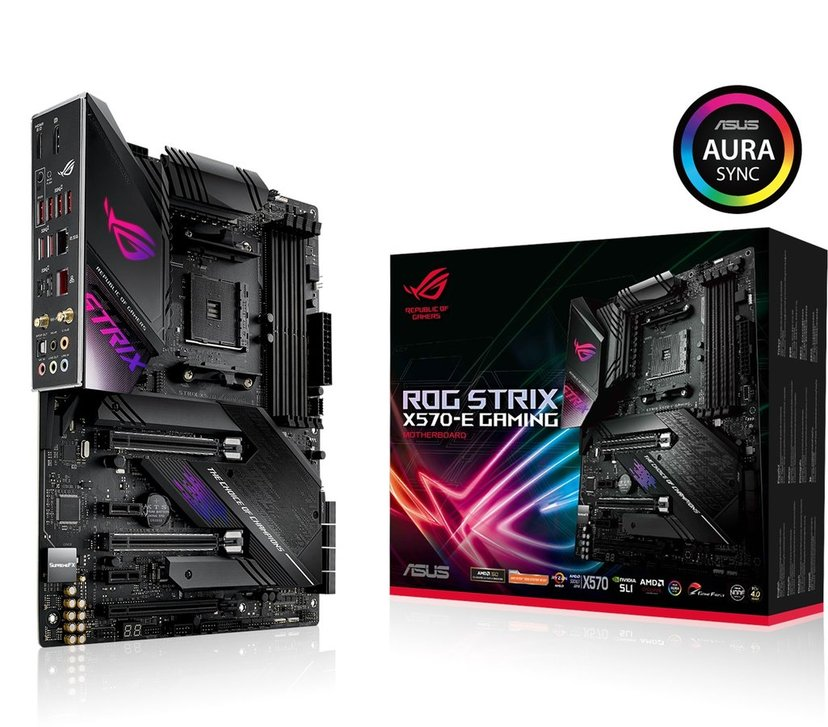 ASUS ROG Strix X570-E Gaming ATX Moderkort