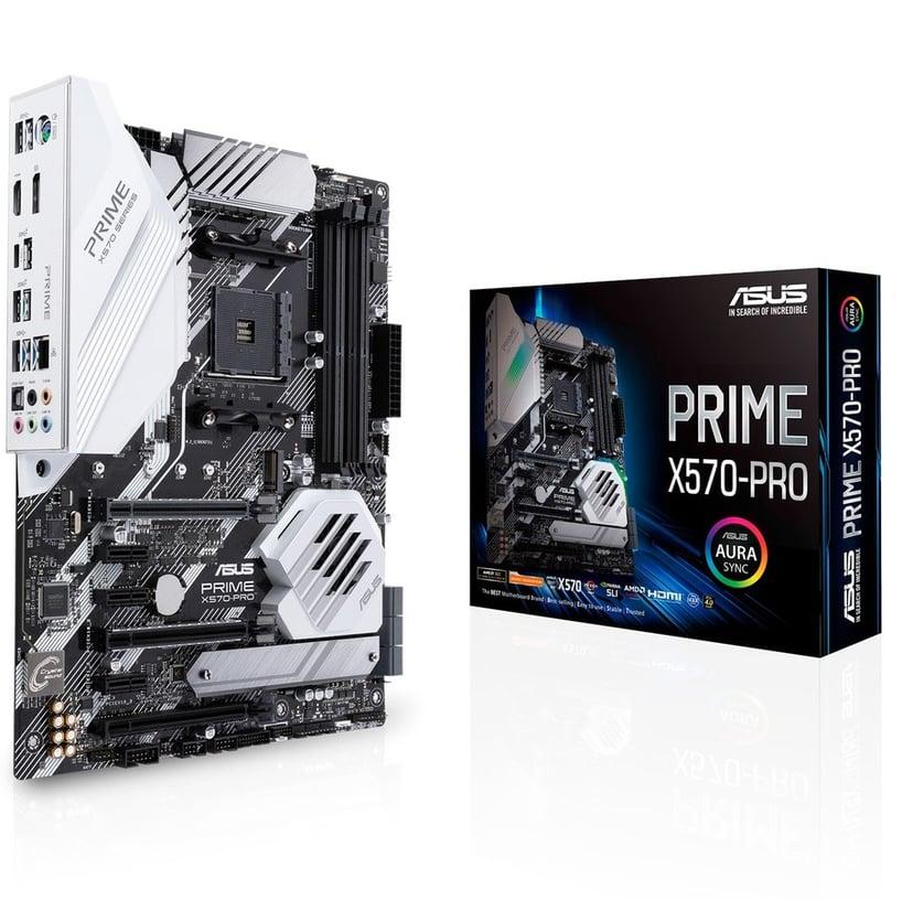 ASUS Prime X570-Pro ATX Moderkort
