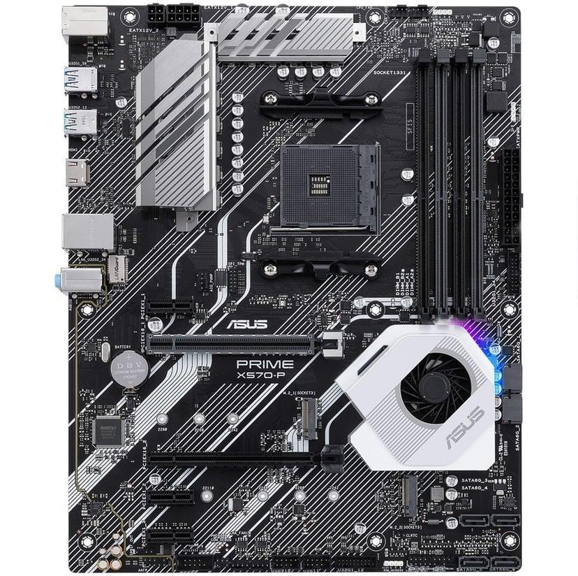 ASUS Prime X570-P ATX Hovedkort