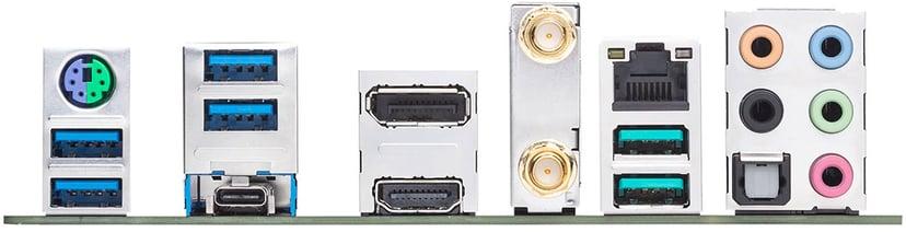 ASUS TUF Gaming X570-Plus WiFi Moderkort ATX