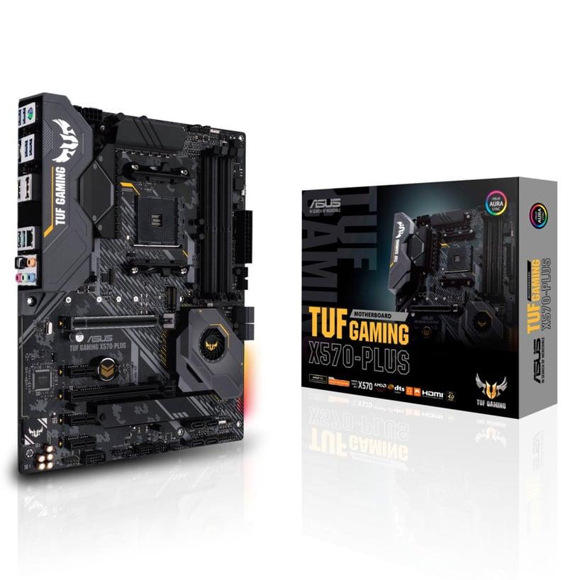 ASUS TUF Gaming X570-Plus ATX Moderkort