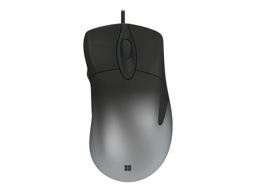 Microsoft Pro IntelliMouse 16,000dpi Mus Kabelansluten Svart