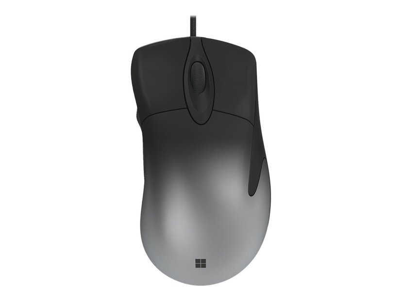 Microsoft Pro IntelliMouse 16,000dpi Mus Kablet Svart