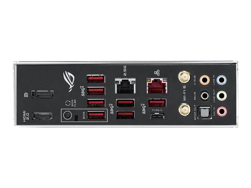 ASUS ROG Strix X570-E Gaming Hovedkort ATX