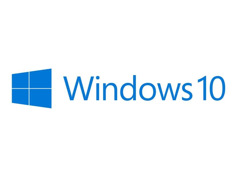 Microsoft Windows 10 Professional P2 32/64-bit Svensk USB