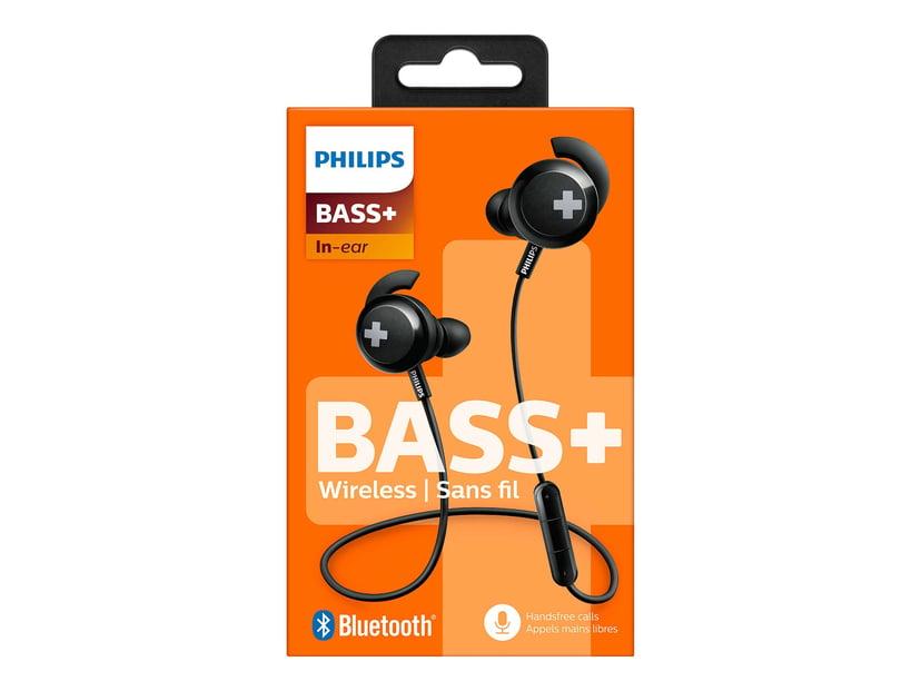 Philips BASS+ SHB4305BK