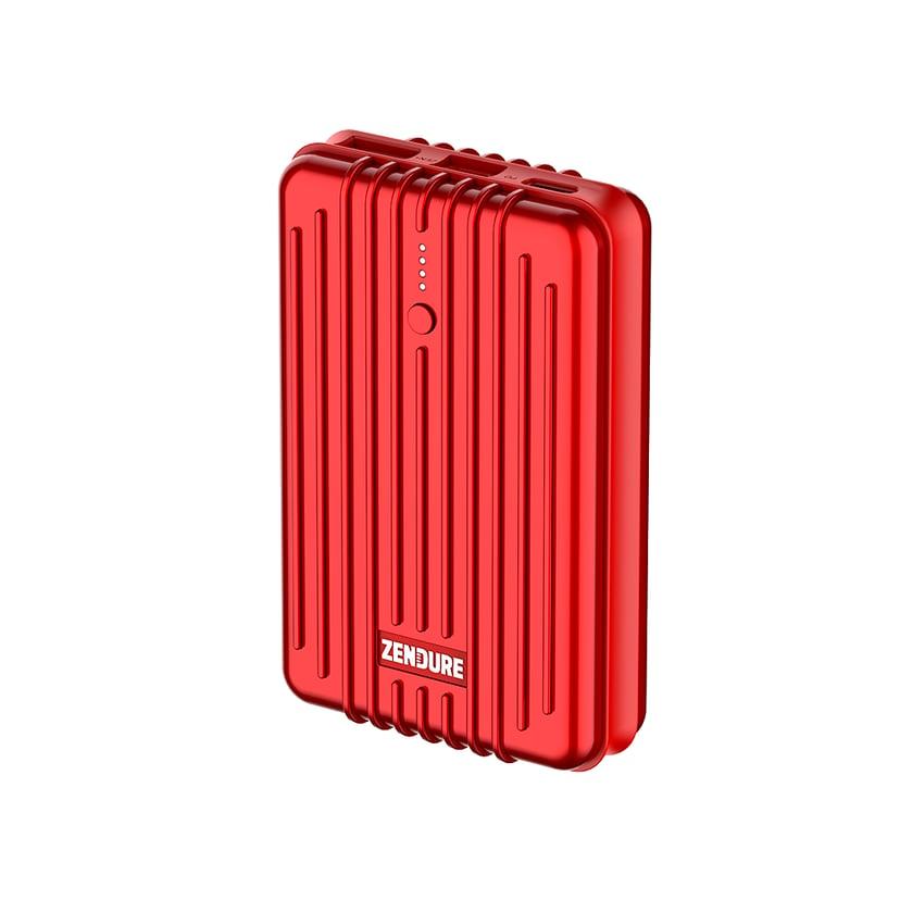 Zendure A3 PD Portable Charger 10000mAh Rød