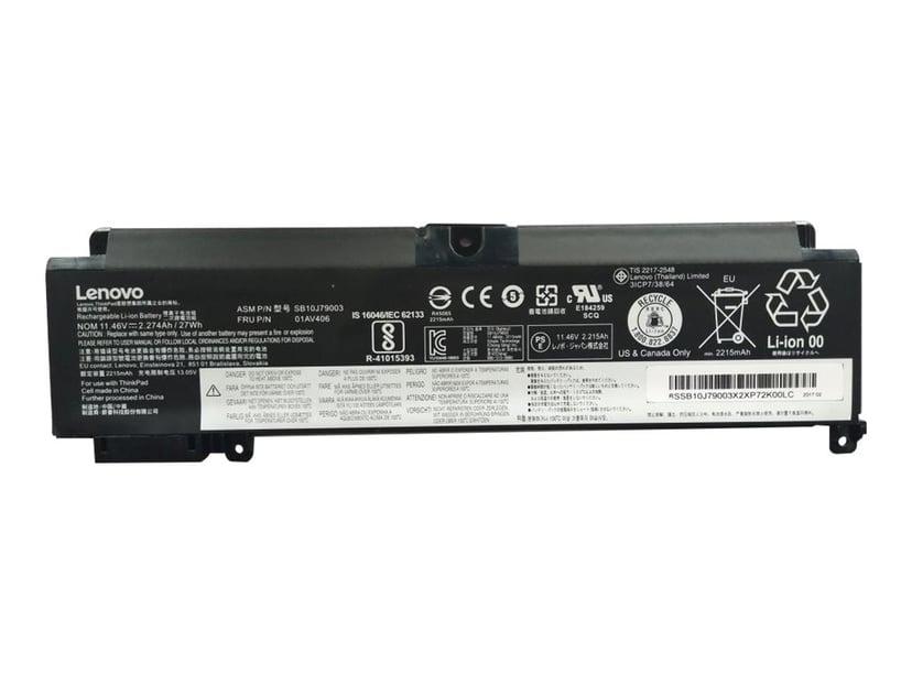 Lenovo Internal 3C 26Wh Liion Pan