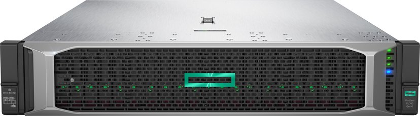HPE ProLiant DL380 Gen10 SMB Xeon Silver 12-kärnor 16GB