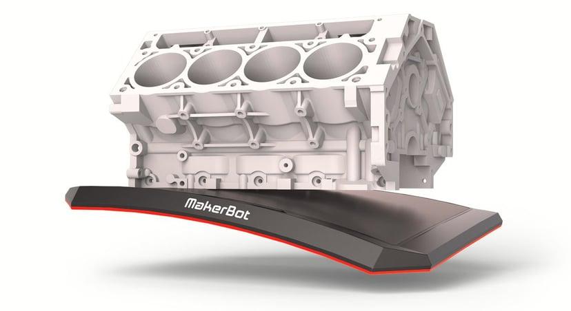 MakerBot Replicator+ Flex Build Plate